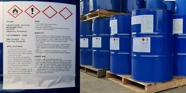 NAM BINH CHEMICAL - Chuyên phân phối Methoxy Propanol đảm bảo nguồn gốc xuất xứ