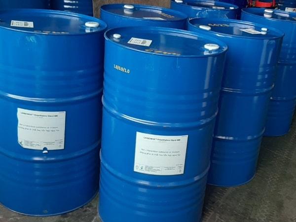 Những ứng dụng của Polyethylene Glycol 400 trong thực tế