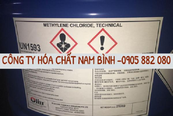 Địa chỉ phân phối Methylene Chloride