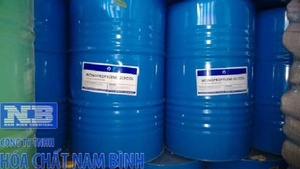 Hóa chất Mono Ethylene Glycol là gì?