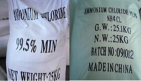 Amoni Clorua là gì? Tại sao được dùng làm nguyên liệu phân bón cho cây trồng?
