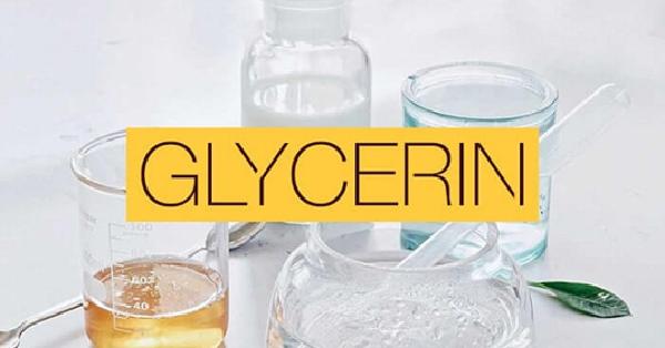 Tính chất của Glycerin