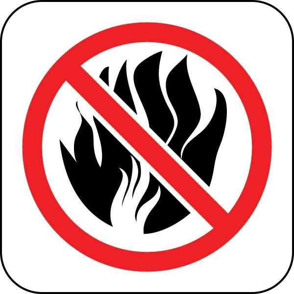 Để bảo quản dung môi cần tránh xa những nơi có nhiệt độ cao và lửa